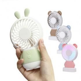 LED 핸디 선풍기